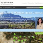 Doris Danielsen - Real Estate Website Design
