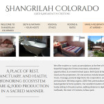 Shangrilah Colorado, a bed and breakfast in Crestone