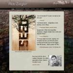 Zieglerstories.com - From the web design portfolio of Aaron Jerad