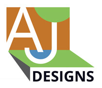Aaron Jerad Designs Logo. Design for Places ☛ Edible & Sustainable Landscapes & Forest Gardens. Media ☛ Websites and Graphics.