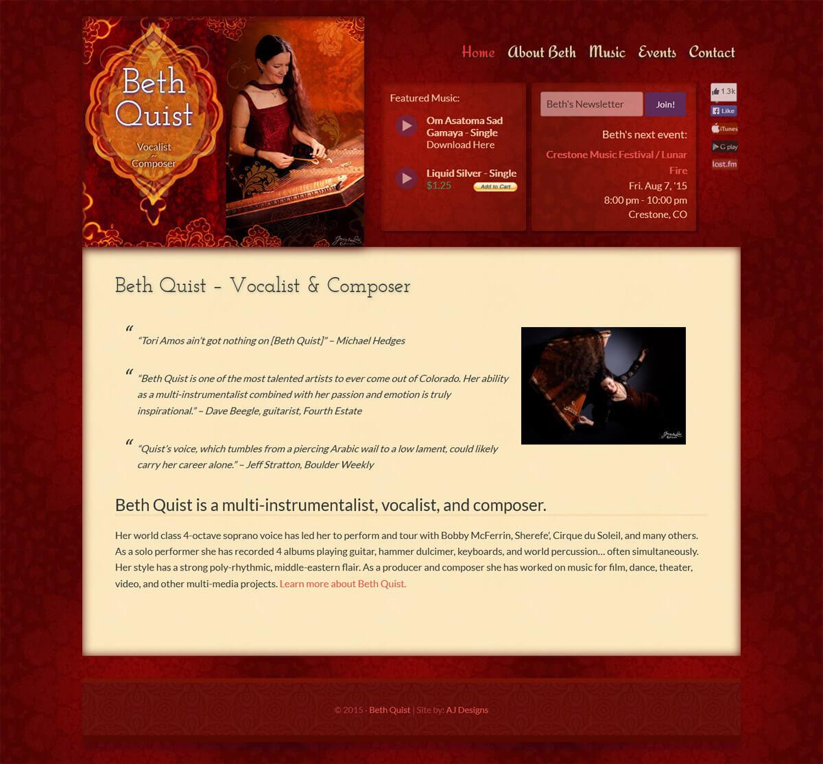 BethQuist.com