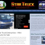 starttruck enterprises website snapshot