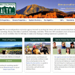 Web Design for Western Colorado Realty.com