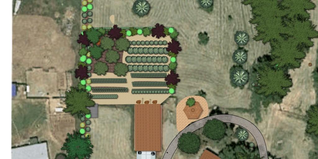 Permaculture Property and Garden Design Western Colorado